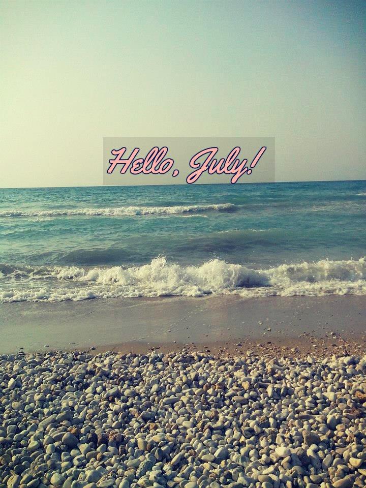 seaside mood board
